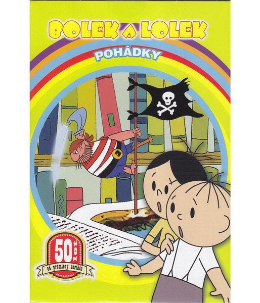 Bolek a Lolek - Pohádky - DVD