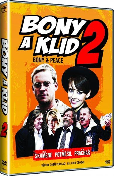 Bony a klid 2 - DVD