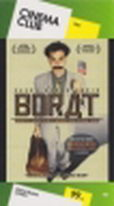 Borat - Cinema club - DVD