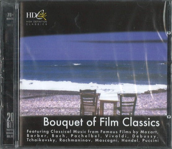 Bouquet of film classics - CD