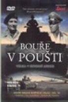 Bouře v poušti - válka v severní Africe - DVD