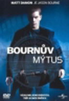 Bournův mýtus - DVD plast