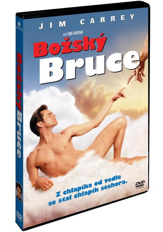 Božský Bruce DVD plast