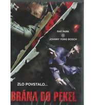 Brána do pekel - DVD