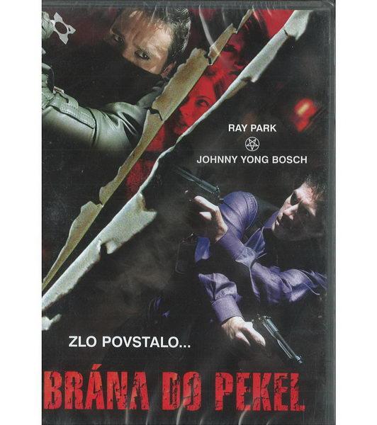 Brána do pekel - DVD