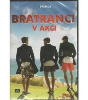 Bratranci v akci - DVD