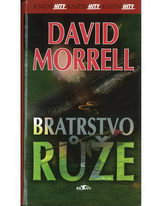 Bratrstvo Růže - David Morrell(bazarové zboží)