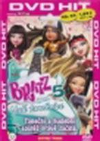 Bratz 5 - Malé tanečnice - DVD