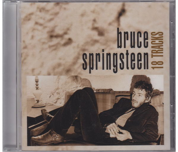 Bruce Springsteen - 18 tracks - CD