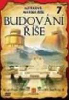 Budování říše 7 - Aztékové, Mayská říše - DVD