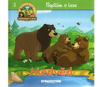 Bydlím v lese 2 - Medvěd (Kamarádi z lesa) bez figurek