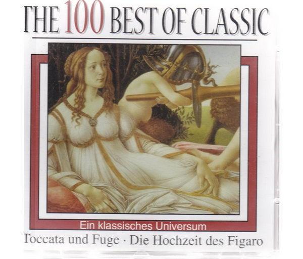 CD 1 Ein Klassisches Universum - The 100 Best of Classic - Toccata und Fuge...