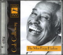 Cab Calloway - The man from Harlem - CD