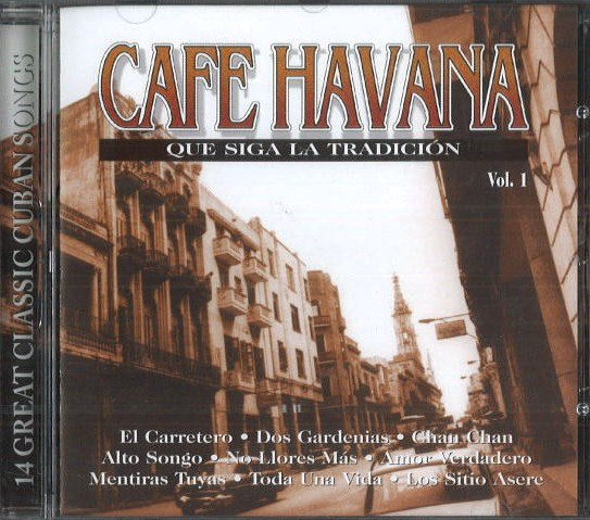 Cafe Havana - CD
