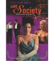 Café society ( pošetka ) DVD