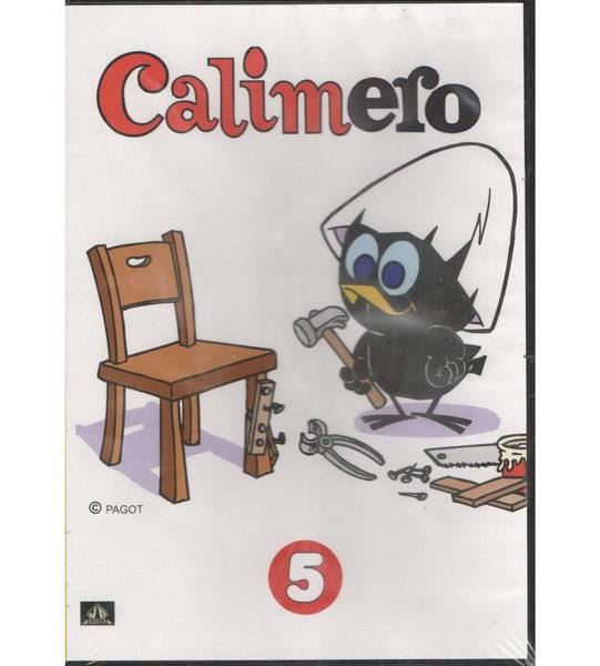 Calimero 5 - DVD