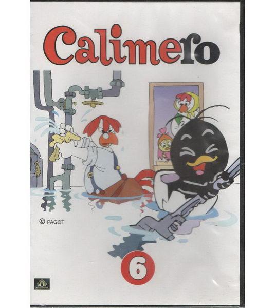 Calimero 6 - DVD
