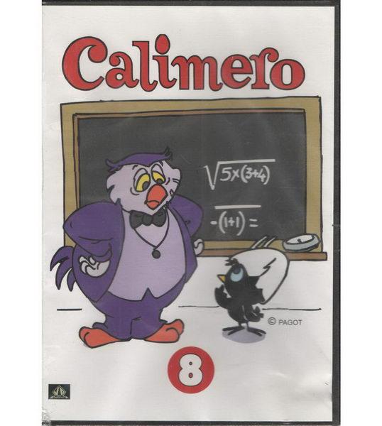 Calimero 8 - DVD