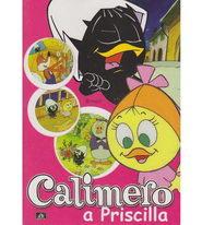 Calimero a Priscilla 1 - DVD