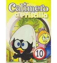 Calimero a Priscilla 10 - DVD
