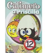 Calimero a Priscilla 12 - DVD