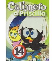 Calimero a Priscilla 14 - DVD