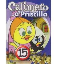 Calimero a Priscilla 15 - DVD