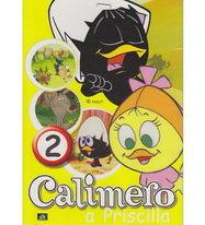 Calimero a Priscilla 2 - DVD