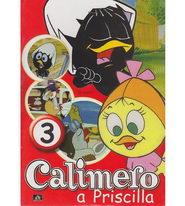 Calimero a Priscilla 3 - DVD