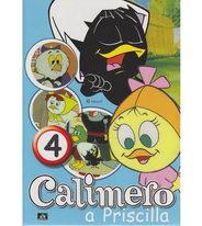 Calimero a Priscilla 4 - DVD