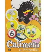 Calimero a Priscilla 6 - DVD