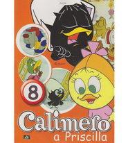 Calimero a Priscilla 8 - DVD