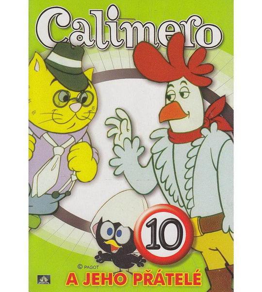 Calimero a jeho přátele 10 - DVD