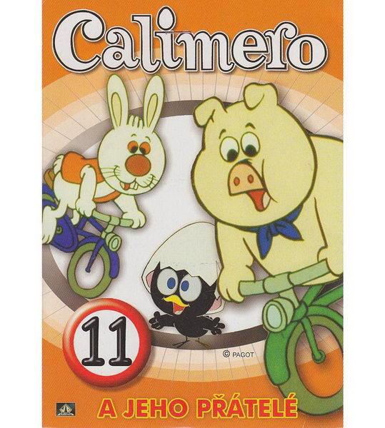Calimero a jeho přátele 11 - DVD