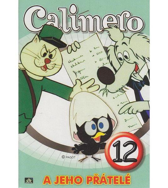 Calimero a jeho přátele 12 - DVD