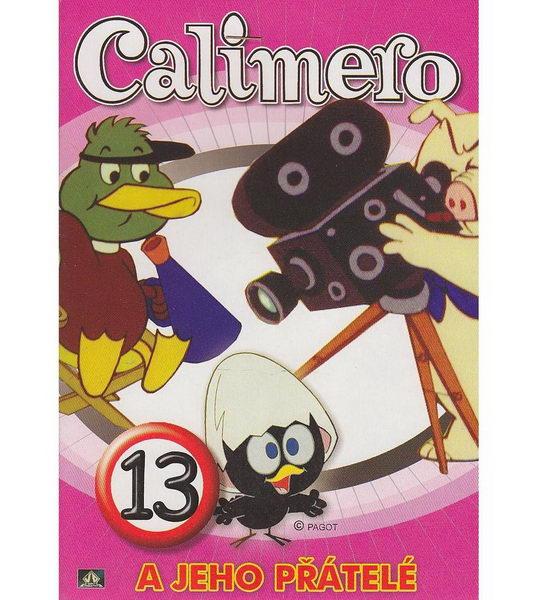 Calimero a jeho přátele 13 - DVD