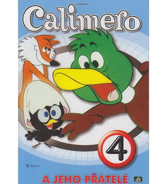 Calimero a jeho přátele 4 - DVD