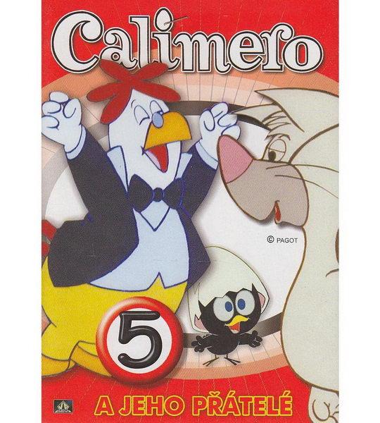 Calimero a jeho přátele 5 - DVD