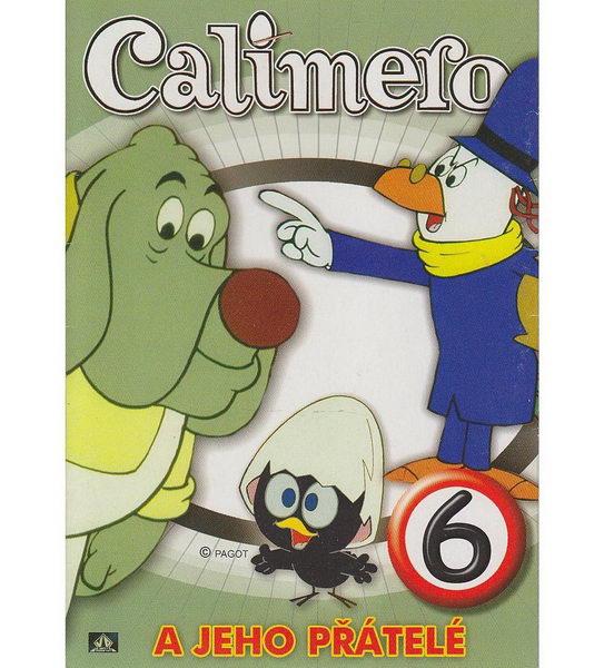 Calimero a jeho přátele 6 - DVD