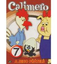 Calimero a jeho přátele 7 - DVD