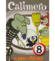 Calimero a jeho přátele 8 - DVD