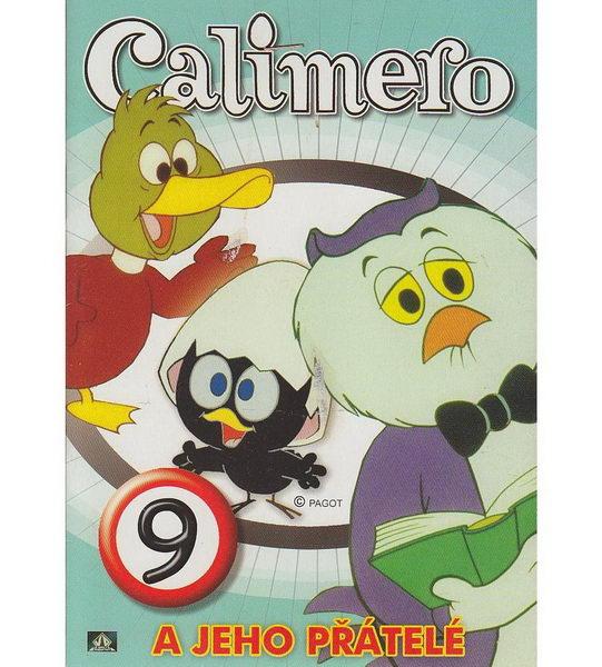 Calimero a jeho přátele 9 - DVD