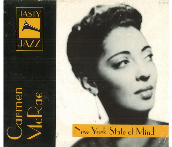 Carmen McRae -New York state of mind - CD