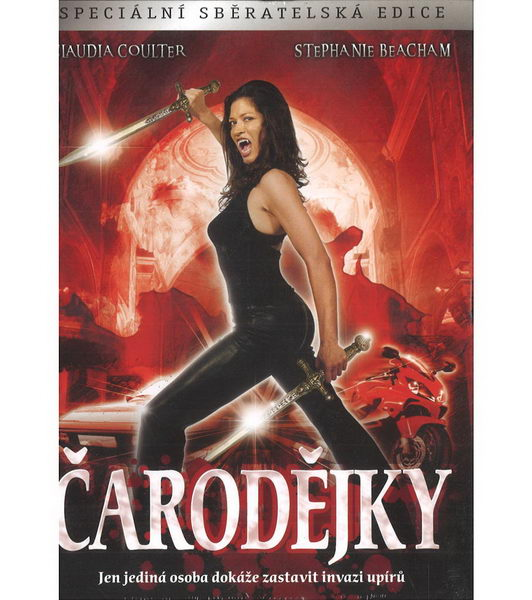 Čarodějky - DVD