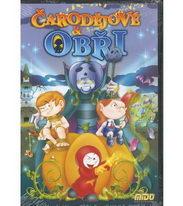 Čarodějové a obři - DVD