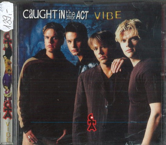 Caughtin - The act vibe - CD