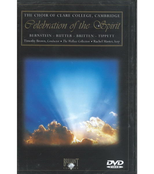 Celebration of the Spirit - DVD