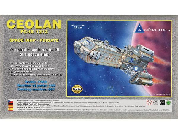 Ceolan FC-IX 1212 Kosmická fregata