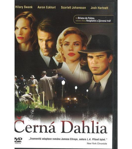 Černá Dahlia ( slim ) DVD