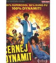 Černej Dynamit - DVD